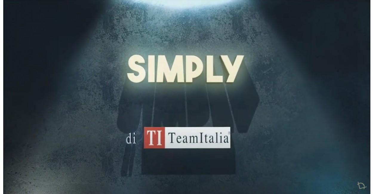 SIMPLY di Team Italia